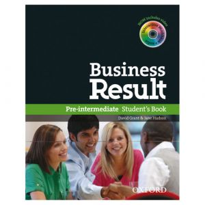 Business Result Pre-Intermediate: Student's Book & DVD-ROM Pack