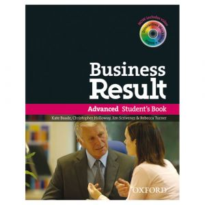 Business Result Advanced: Student's Book & DVD-ROM Pack