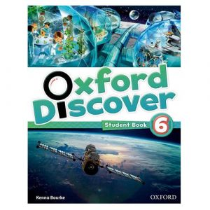 Oxford Discover 6: Students Book