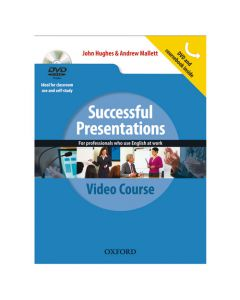 Business Result Success: Presentations in English Student Book & DVD