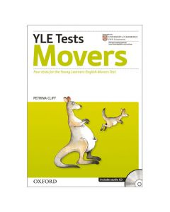 Cambridge Young Learners English Tests, Revised Edition Movers: Student's Book and Audio CD Pack