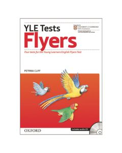 Cambridge Young Learners English Tests, Revised Edition Flyers: Student's Book and Audio CD Pack