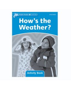 Dolphins, Level 1: How's the Weather? Activity Book