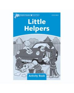 Dolphins, Level 1: Little Helpers Activity Book