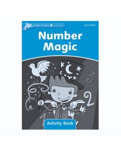 Dolphins, Level 1: Number Magic Activity Book