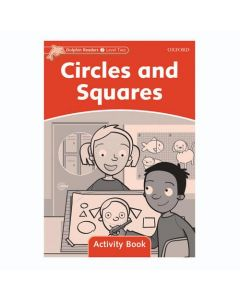 Dolphins, Level 2: Circles and Squares Activity Book