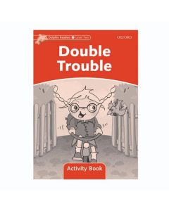 Dolphins, Level 2: Double Trouble Activity Book