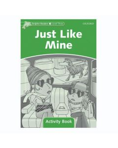 Dolphins, Level 3: Just Like Mine Activity Book
