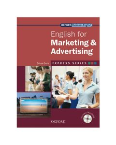 English for Marketing & Advertising: Student's Book and MultiROM Pack