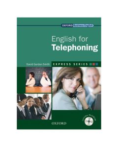 English for Telephoning: Student's Book and MultiROM Pack