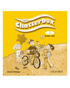 New Chatterbox 2: Audio CDs (2)