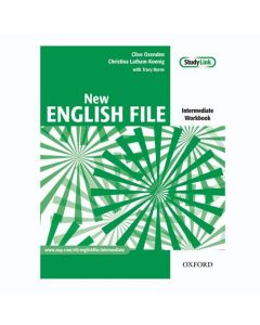 New English File Intermediate: Workbook with Answer Booklet and MultiROM Pack