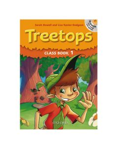 Treetops Level 1: Student Book Pack
