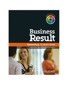 Business Result Elementary: Student's Book & DVD-ROM Pack