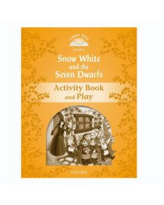 Classic Tales Second Edition 1: Snow White and the Seven Dwarfs Activity Book and Play