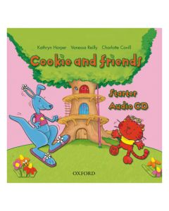 Cookie and friends Starter: Class Audio CD