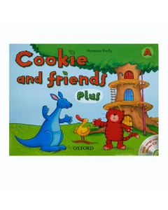 Cookie and friends A: Plus Pack
