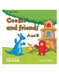 Cookie and friends: CD-ROM