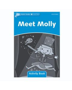 Dolphins, Level 1: Meet Molly Activity Book