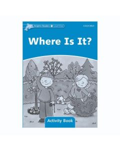 Dolphins, Level 1: Where Is It? Activity Book