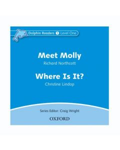 Dolphins, Level 1: Meet Molly & Where Is It? Audio CD