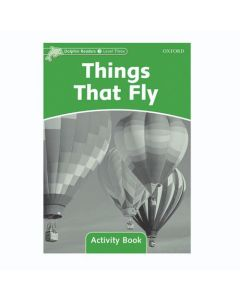 Dolphins, Level 3: Things That Fly Activity Book