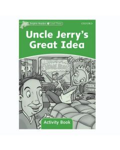 Dolphins, Level 3: Uncle Jerry's Great Idea Activity Book