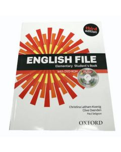 English File 3rd Edition Elementary: Student's Book and iTutor Pack