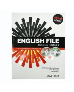 English File 3rd Edition Elementary: Multipack B