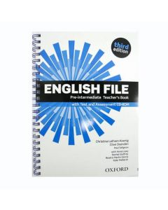 English File 3rd Edition Pre-Intermediate: Teacher's Book with Test and Assessment CD-ROM