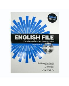 English File 3rd Edition Pre-Intermediate: Workbook and iChecker with Answer Booklet