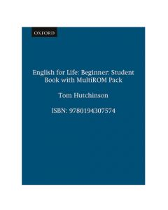 English for Life Beginner: Student's Book with MultiROM Pack