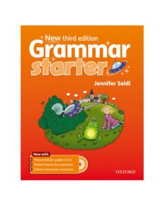 Grammar New Edition Starter Student's Book and Audio CD Pack