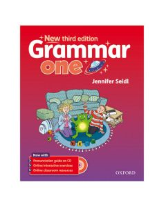 Grammar New Edition Level 1 Student's Book and Audio CD Pack