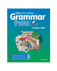 Grammar New Edition Level 2 Student's Book and Audio CD Pack