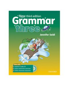 Grammar New Edition Level 3 Student's Book and Audio CD Pack