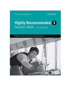 Highly Recommended, New Edition Level 1: Teacher's Book