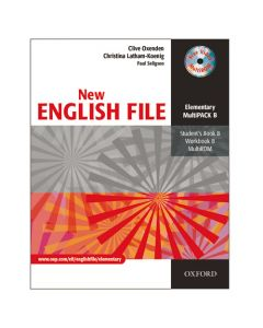 New English File Elementary: Multipack B