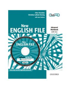 New English File Advanced: Workbook With Key And MultiROM Pack