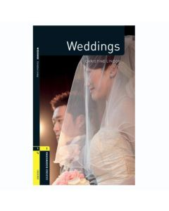 Oxford Bookworms ELT 3E Level 1: Weddings Around the World Factfile CD Pack