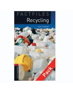 Oxford Bookworms Library Factfiles 3: Recycling Factfile Audio CD Pack