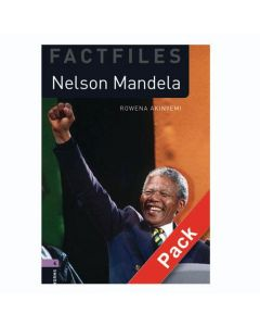 Oxford Bookworms Library Factfiles 4: Nelson Mandela Factfile Audio CD Pack