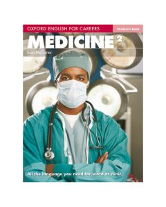 Oxford English for Careers: Medicine 2 Student's Book