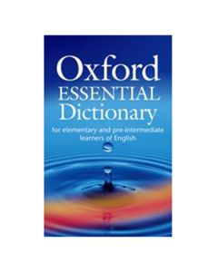 Oxford Essential Learner's Dictionary