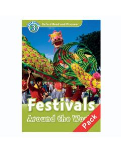 Oxford Read And Discover 3: Festivals Around The World Audio CD Pack