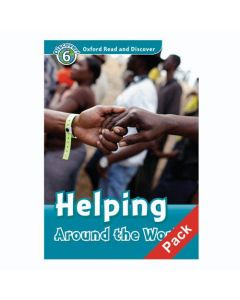 Oxford Read and Discover 6: Helping Around The World Audio Pack