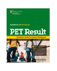 PET Result! Student's Book and Online Workbook