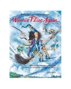 Winnie Flies Again: Storybook (With Activity Booklet)
