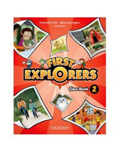 First Explorers 2 Student Book