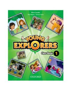 Young Explorers 1 Student Book